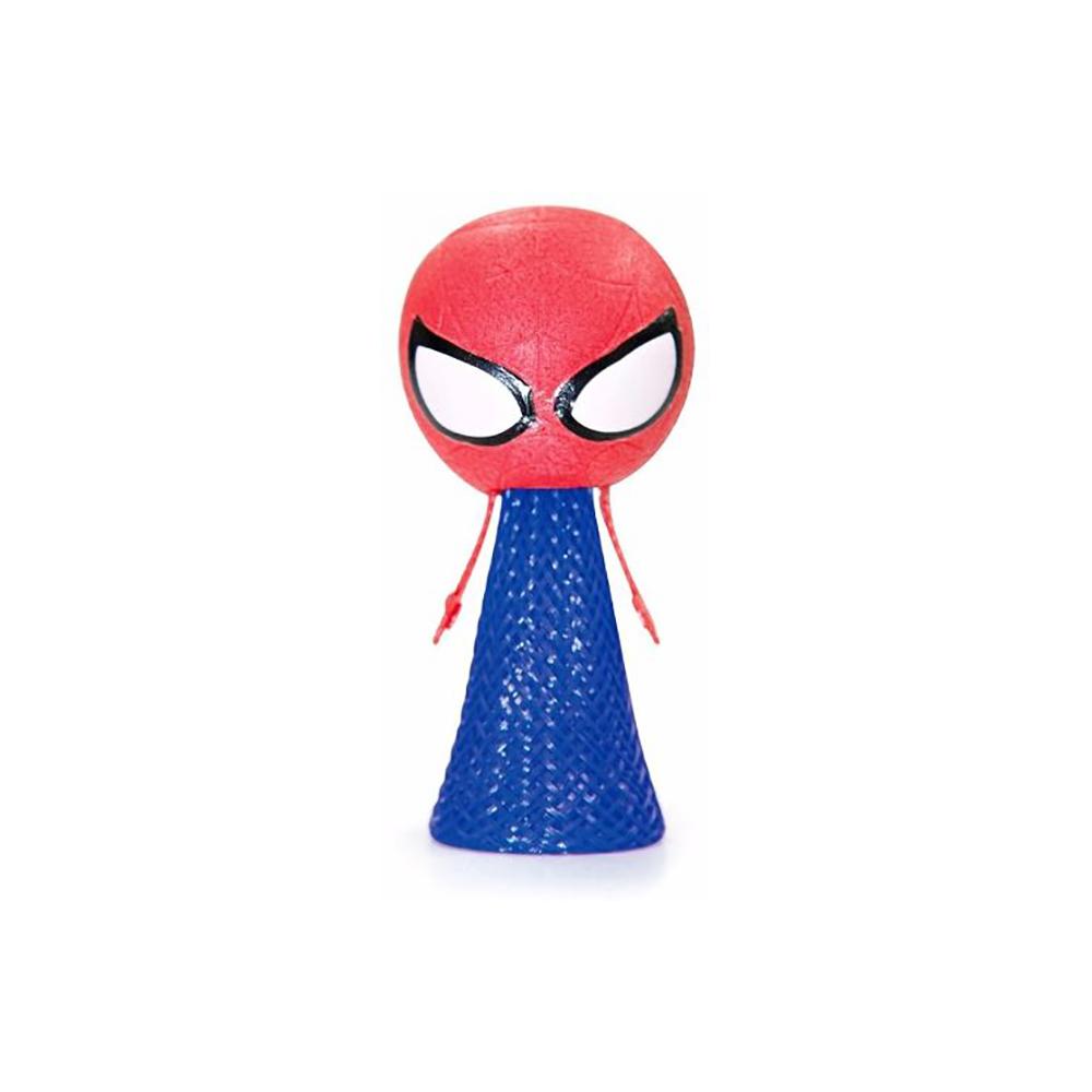 figurina spiderman zuru - hopping headz