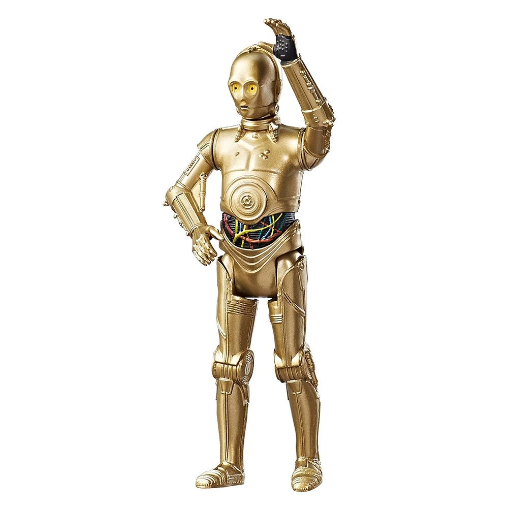figurina star wars force link - c-3po, 9.5 cm