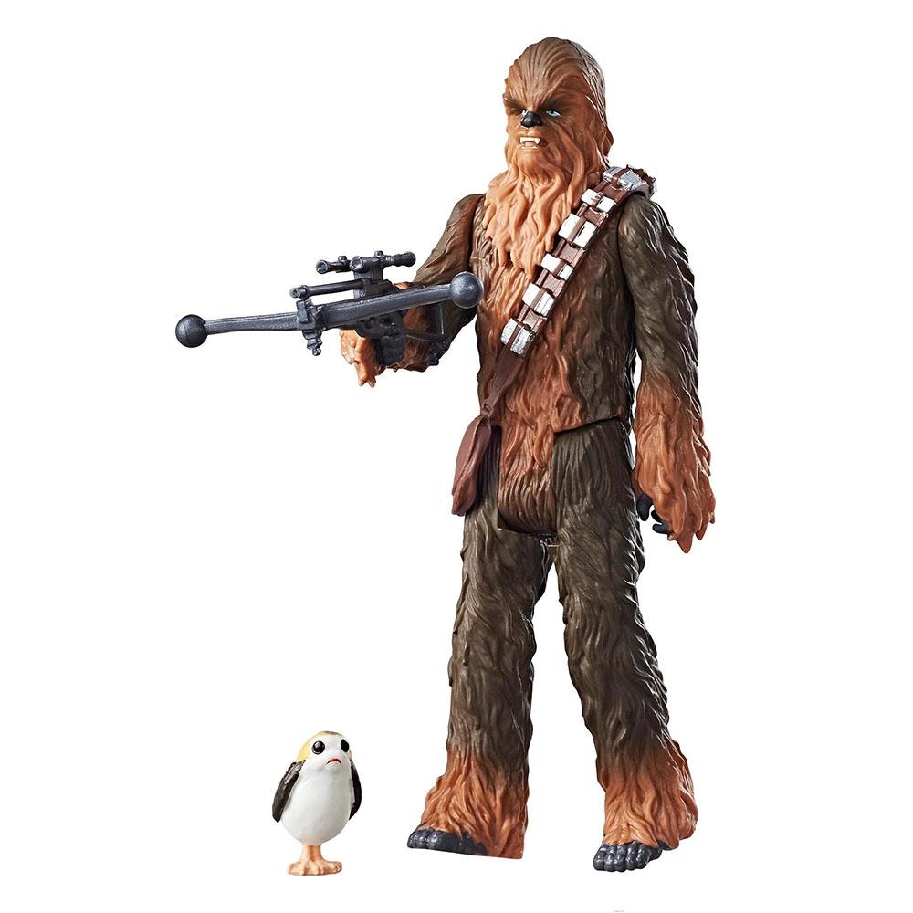 Figurina Star Wars Force Link - Chewbacca, 9.5 cm