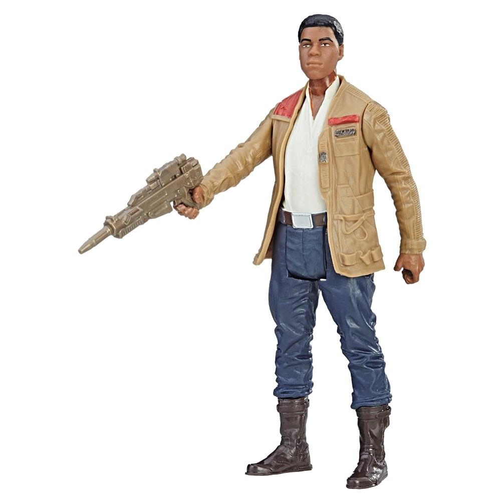 Figurina Star Wars Force Link - Finn, luptator al Rezistentei, 10 cm