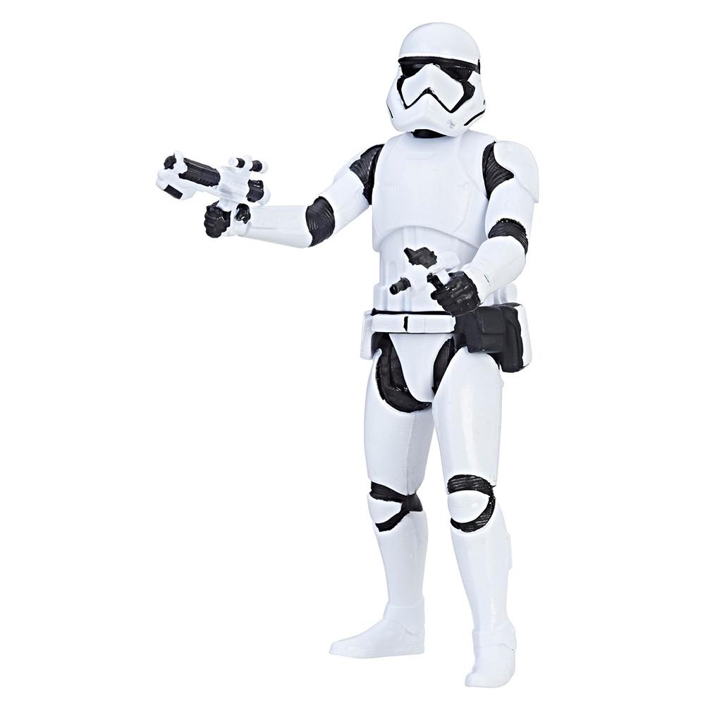 figurina star wars force link - first order stormtrooper, 10 cm