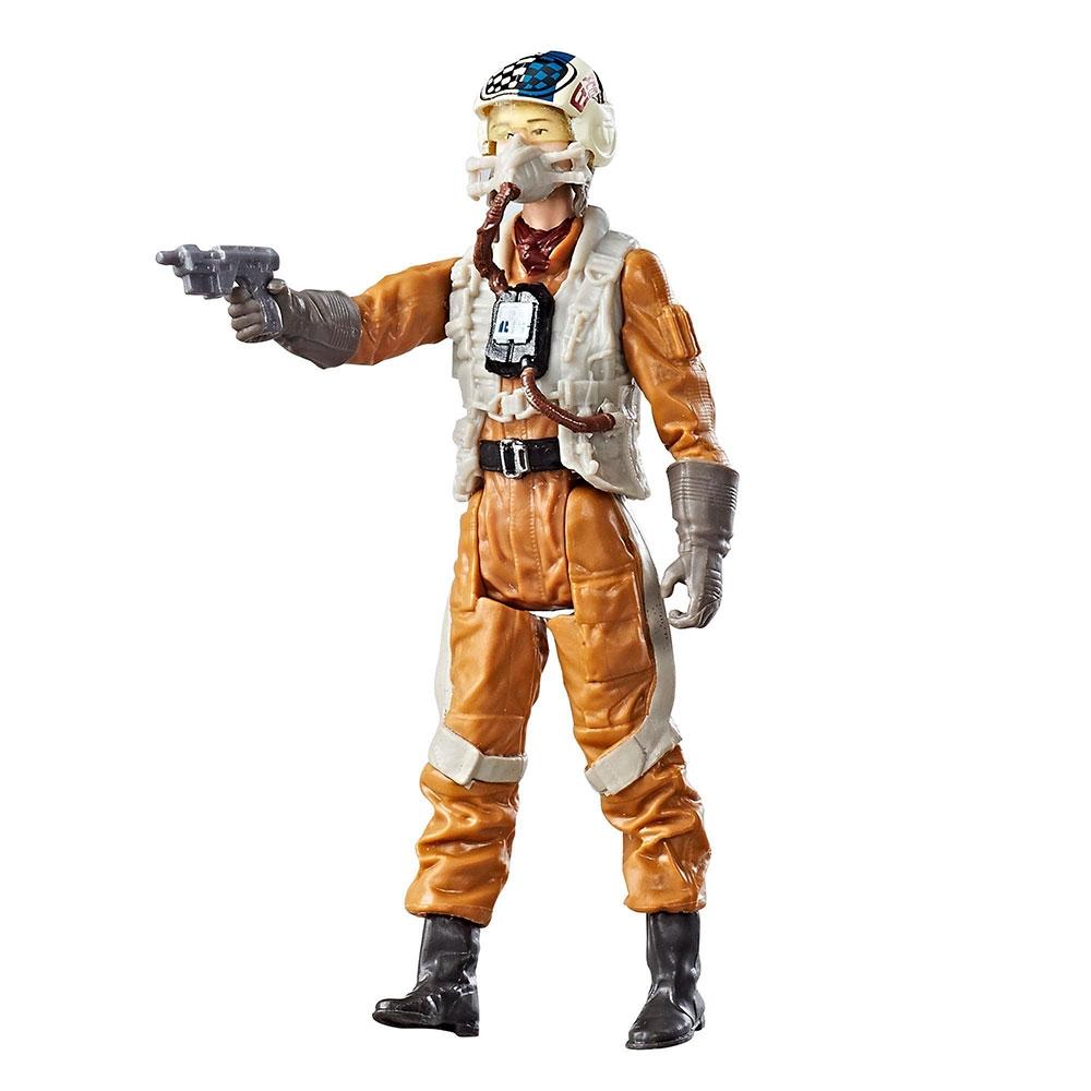 figurina star wars force link - resistance gunner paige, 9.5 cm