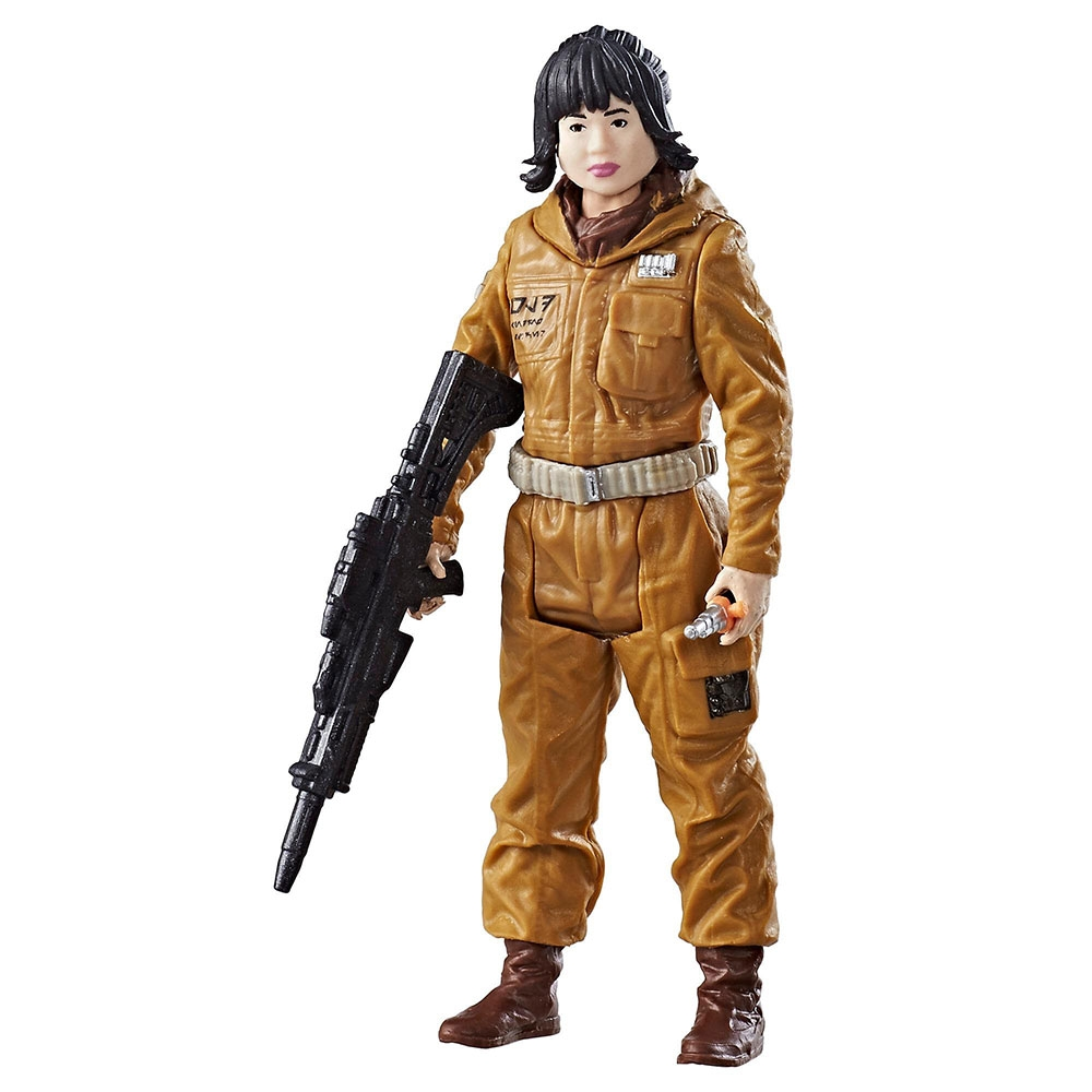figurina star wars force link - resistance tech rose, 9.5 cm