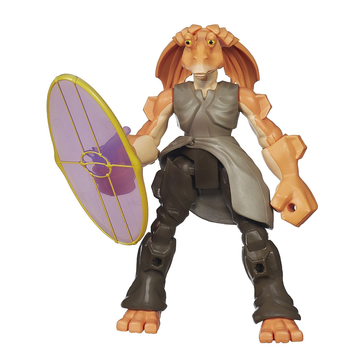 figurina star wars hero mashers, jar jar binks, 15 cm