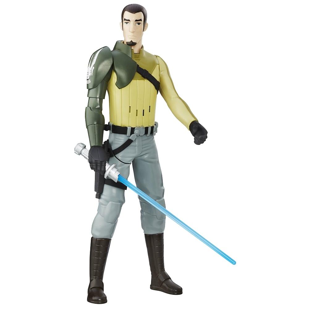 figurina star wars rebelii electronic duel - kanan jarrus, 30 cm