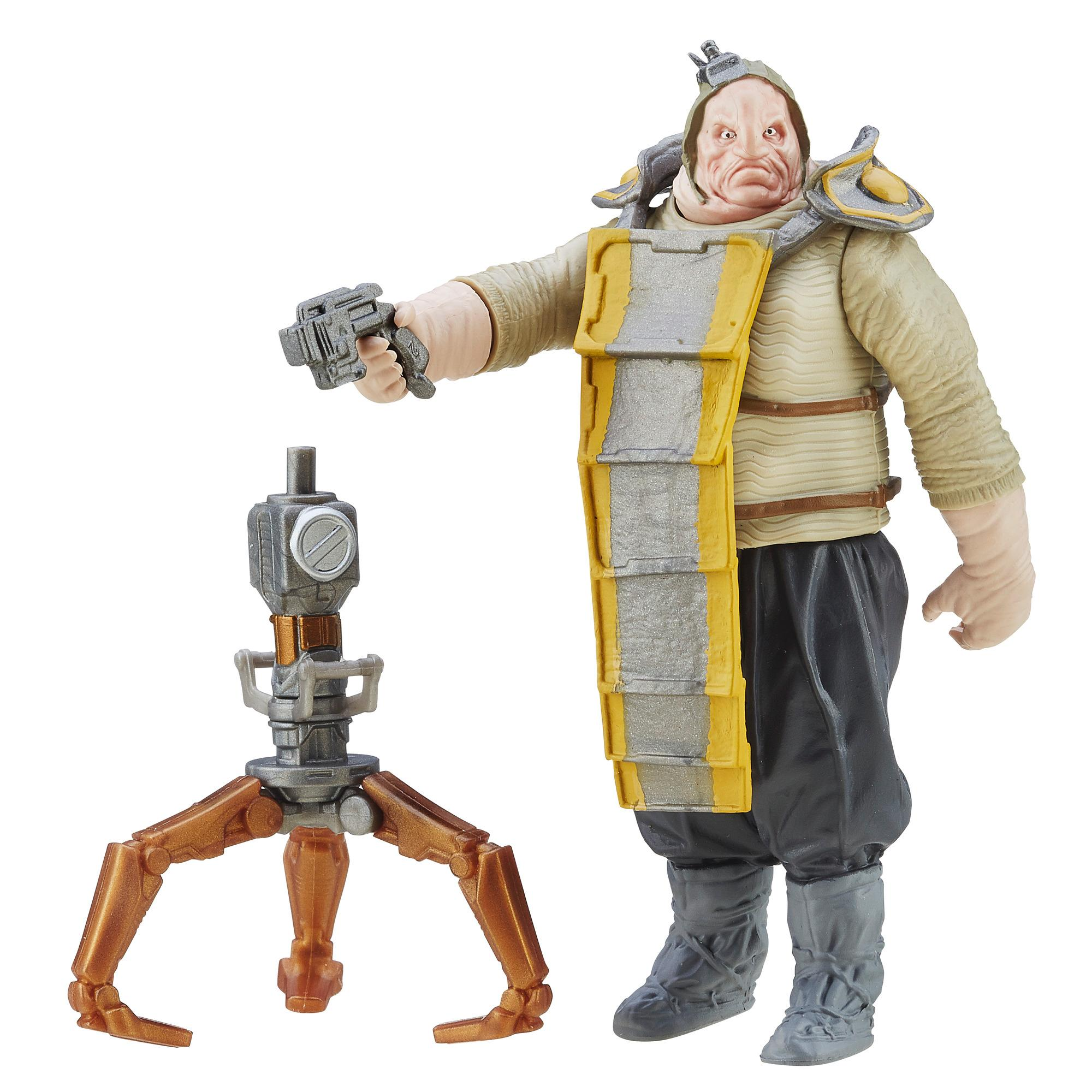 figurina star wars snow mission - unkar plutt, 9.5 cm