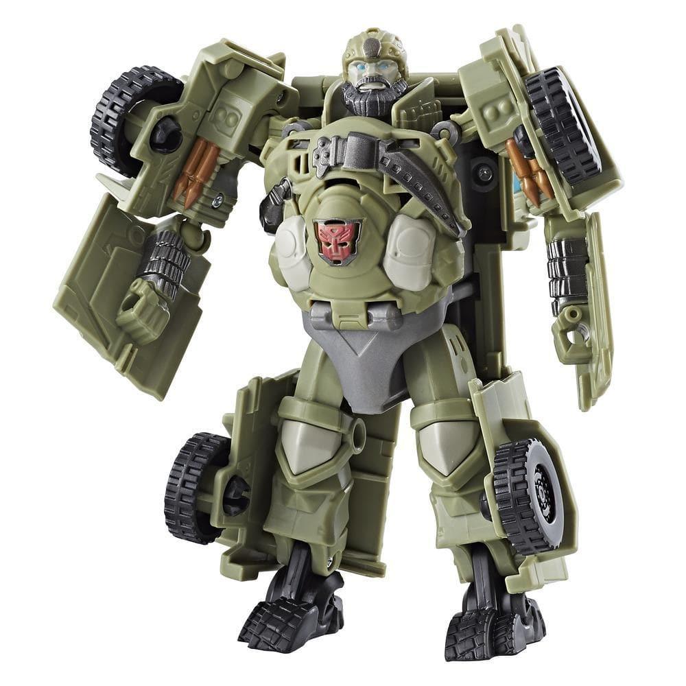 figurina transformers allspark tech - autobot hound