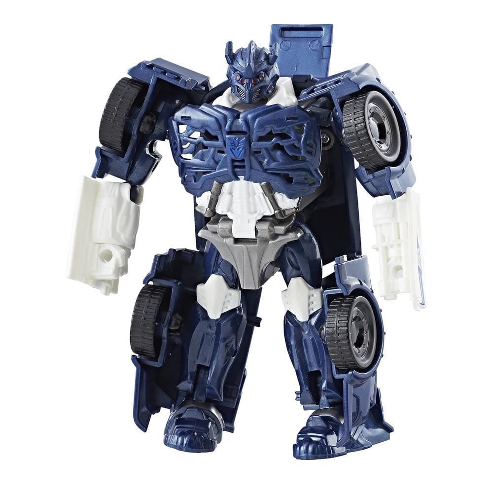 figurina transformers allspark tech - barricade