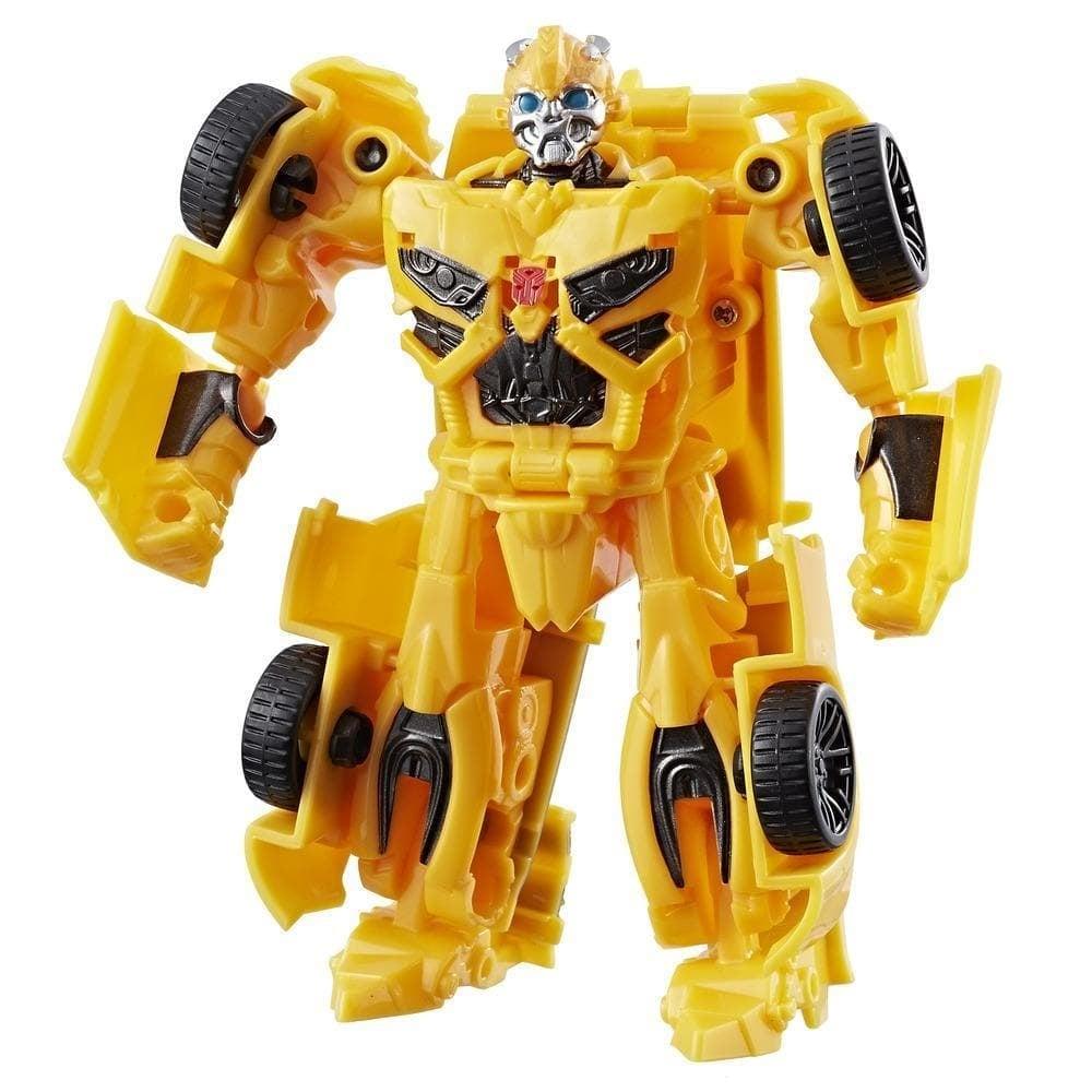 figurina transformers allspark tech - bumblebee