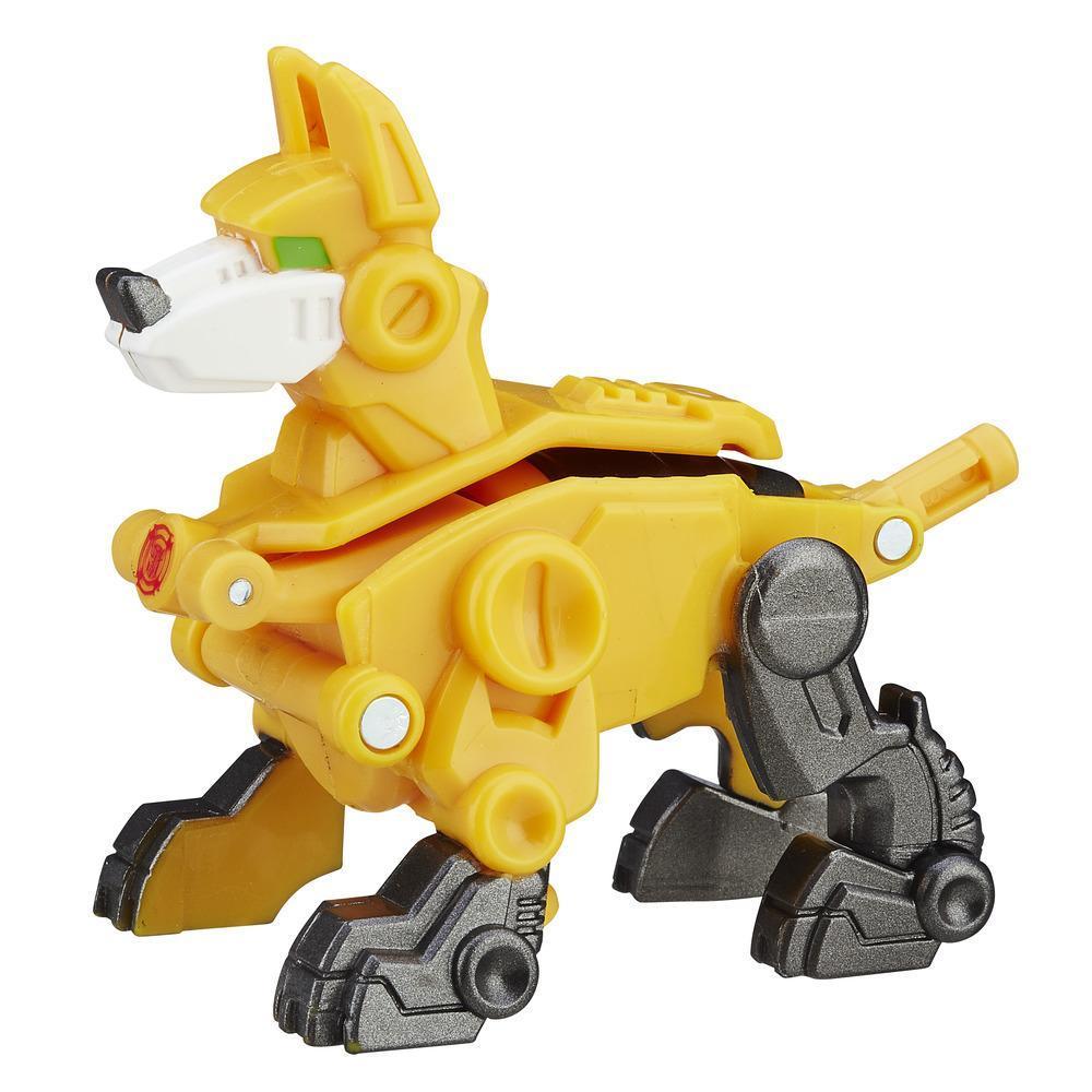 figurina transformers rescue bots - servo