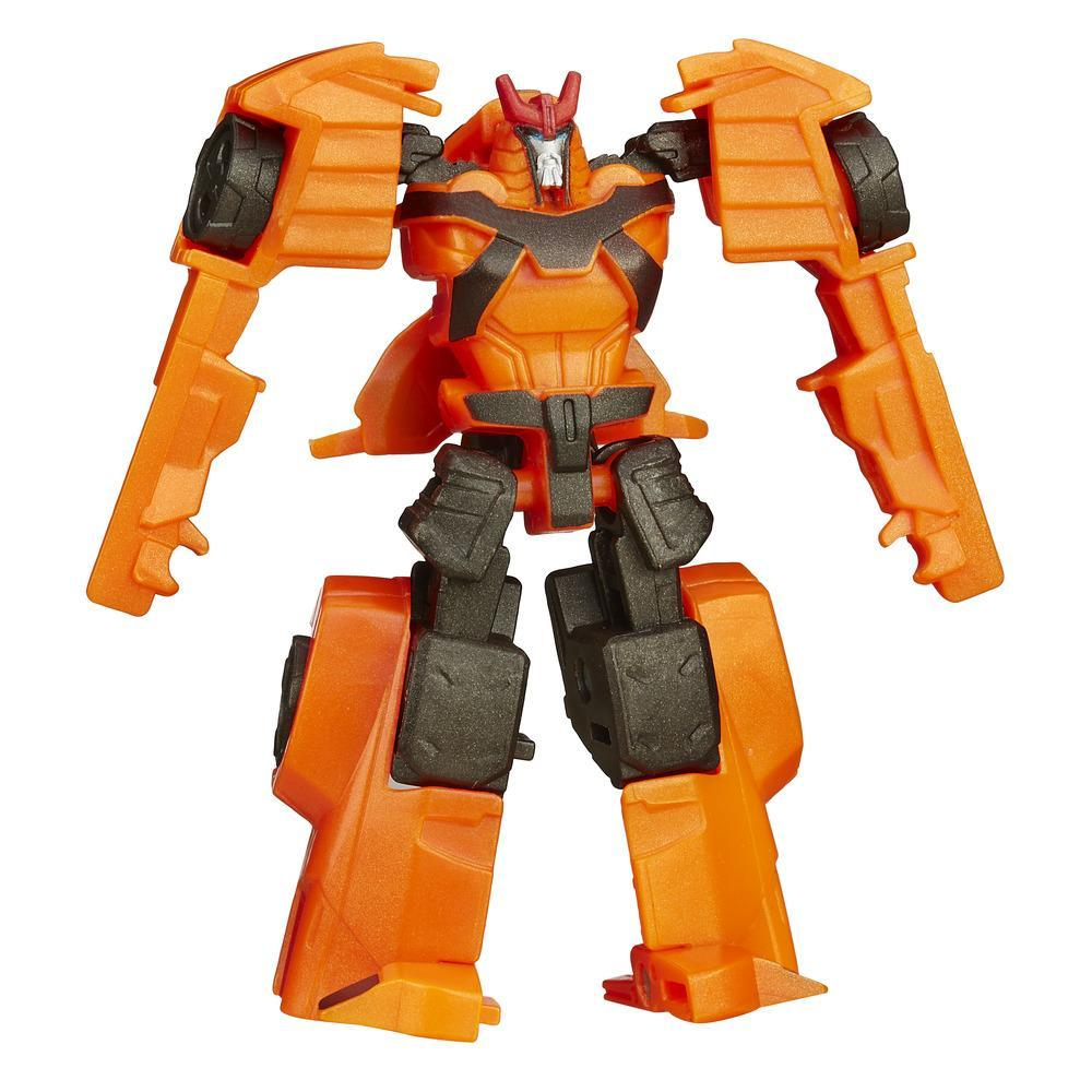 figurina transformers robots in disguise, legion class autobot drift