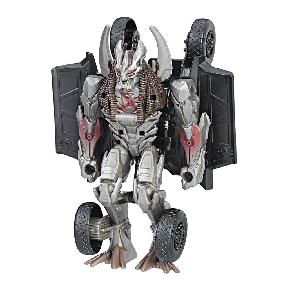 figurina transformers the last knight turbo changers - decepticon berserker, 11 cm