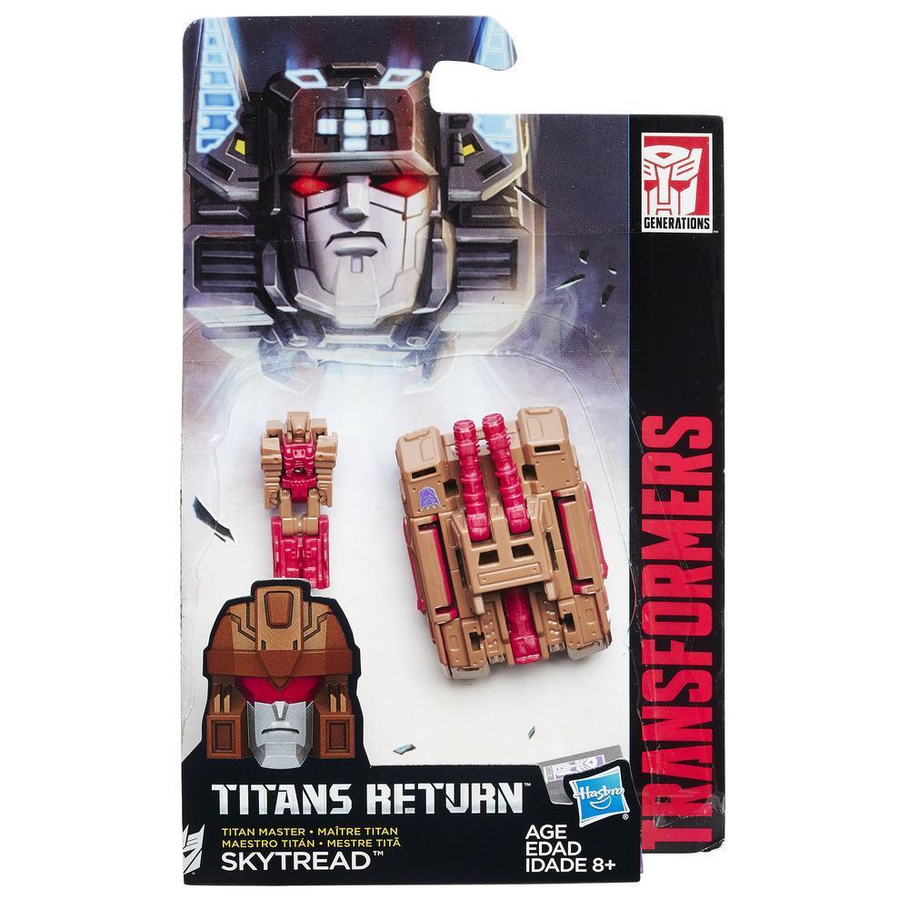 Figurina Transformers Titan Master - Skytread