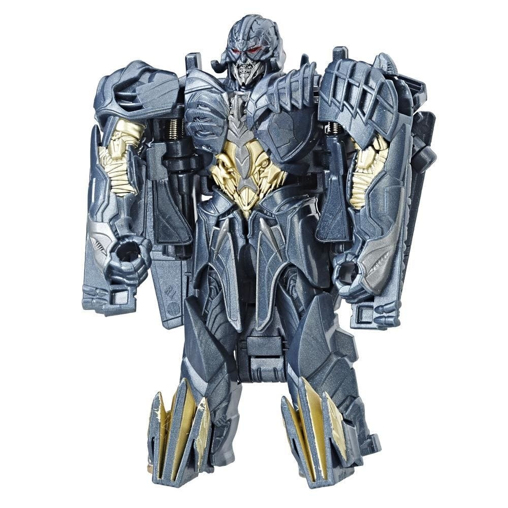 figurina transformers turbo changers - megatron
