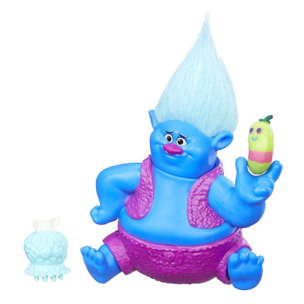 figurina trolls biggie, 10 cm