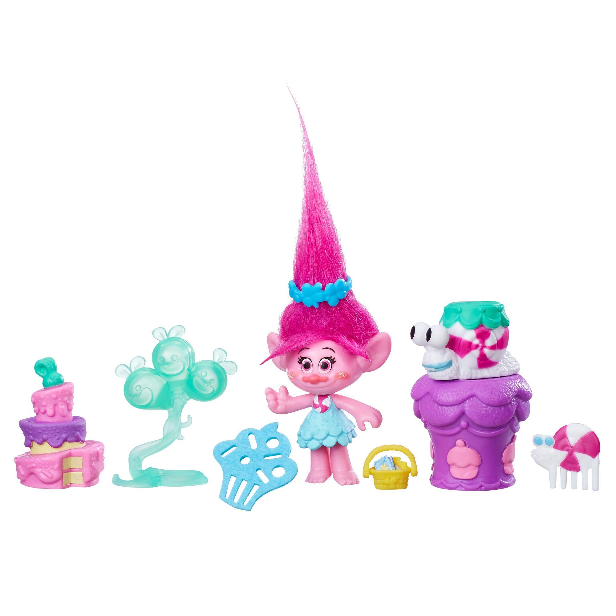 figurina trolls - petrecerea lui poppy