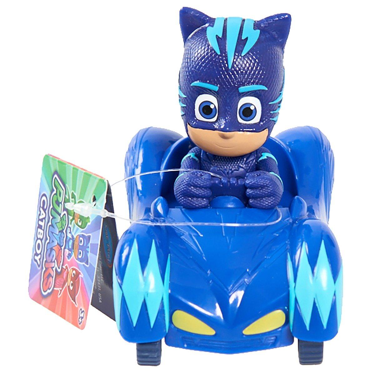Figurina cu masinuta PJ Masks Pisoi PJ24630P