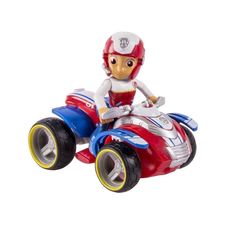 Figurina cu vehicul de interventie Paw Patrol - Ryder