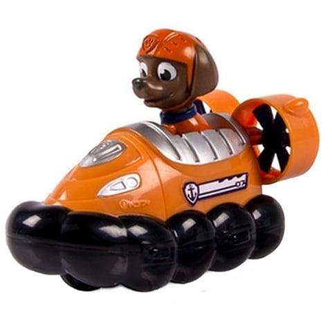 Figurina cu vehicul de salvare Paw Patrol - Zuma cu franghie