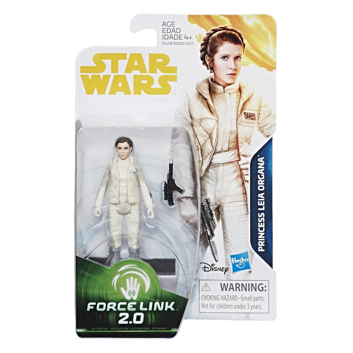 Figurina de colectie Star Wars Princess Leia Hoth S2 imagine 2021