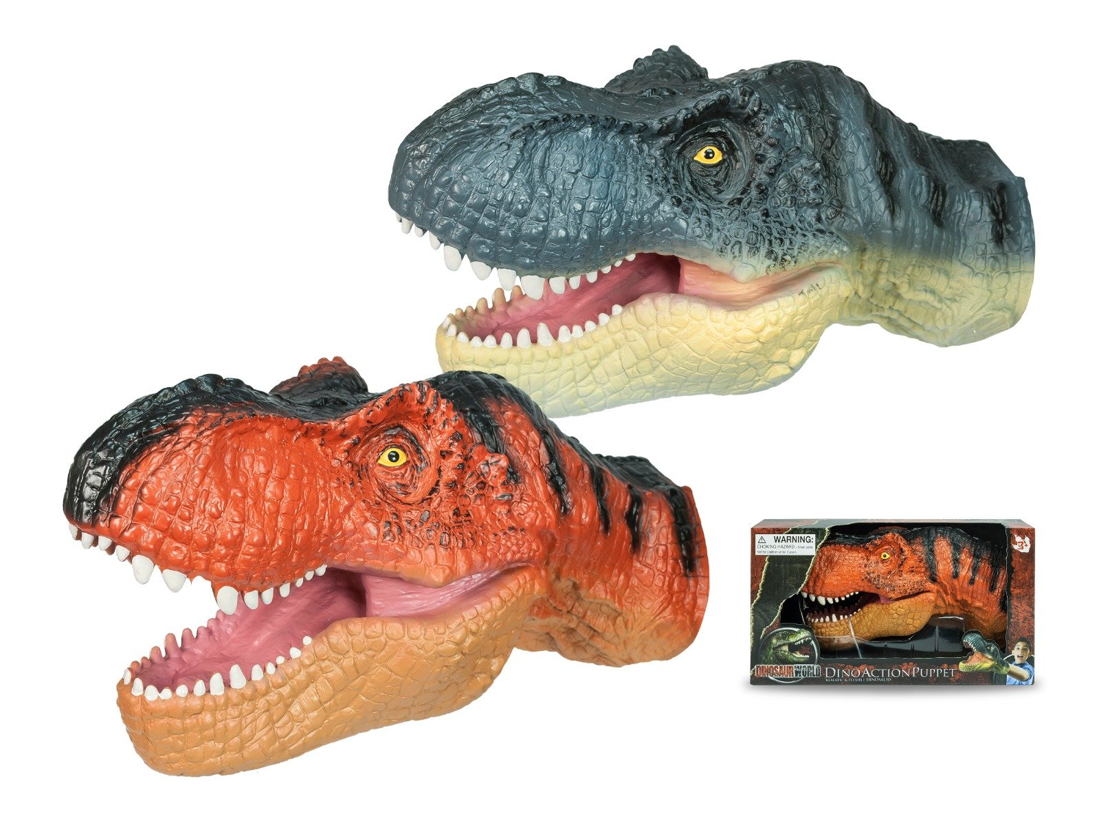Figurina flexibina Toy Major Soft T-Rex