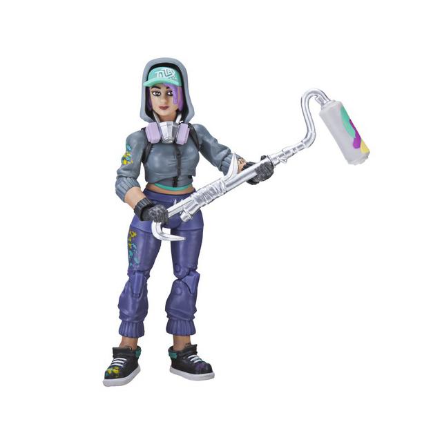 Figurina Fortnite cu accesorii - Teknique