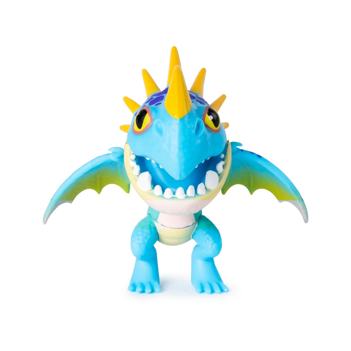 Figurina How To Train Your Dragon The Hidden World Bioluminescent, Blue