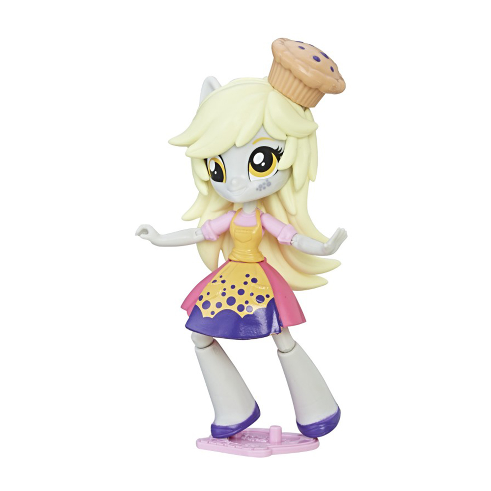figurina my little pony equestria girls minis - muffins