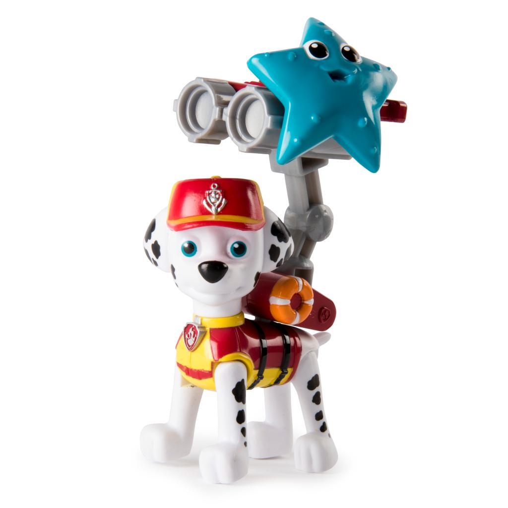 Figurina Paw Patrol Hero Pup Mission, Marshall