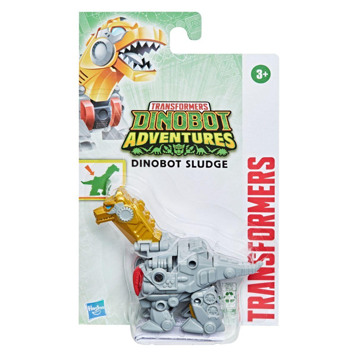 Figurina Rescue Bots, Transformers, Dinobot Strikers, F31085