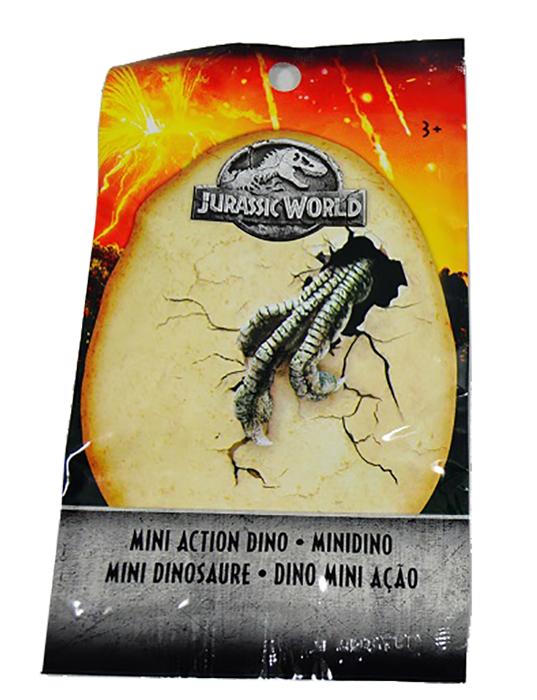 Mini figurina Surpriza Jurassic World, Seria 2 imagine