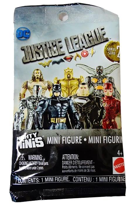 Mini Figurina Surpriza Justice League, Seria 2