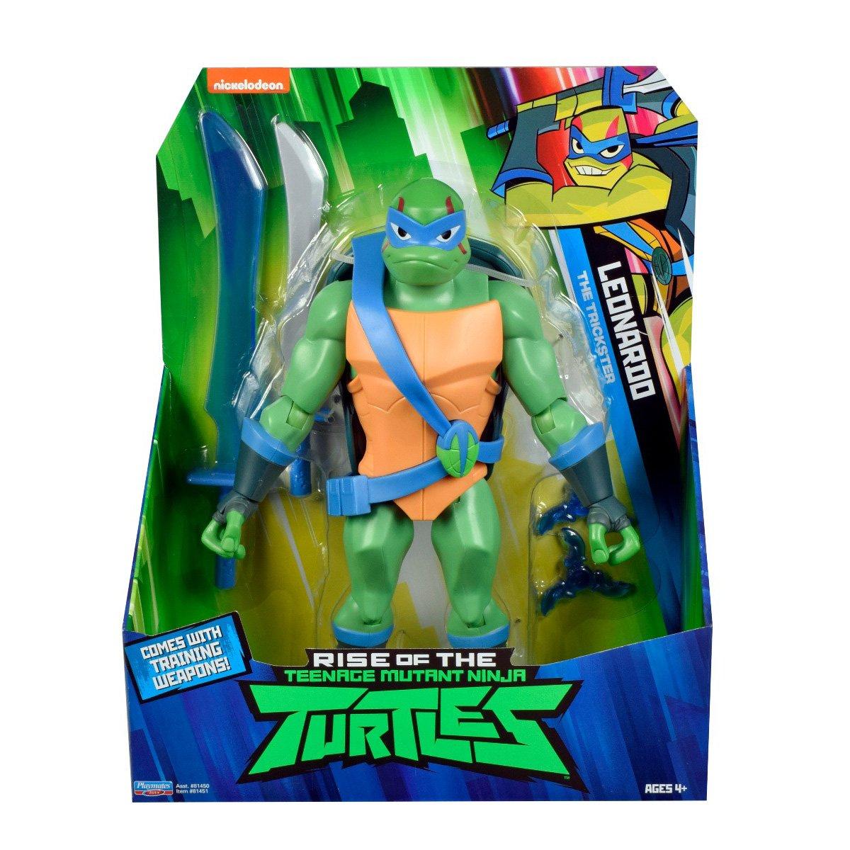 Figurina Testoasele Ninja Leonardo The Trickster imagine