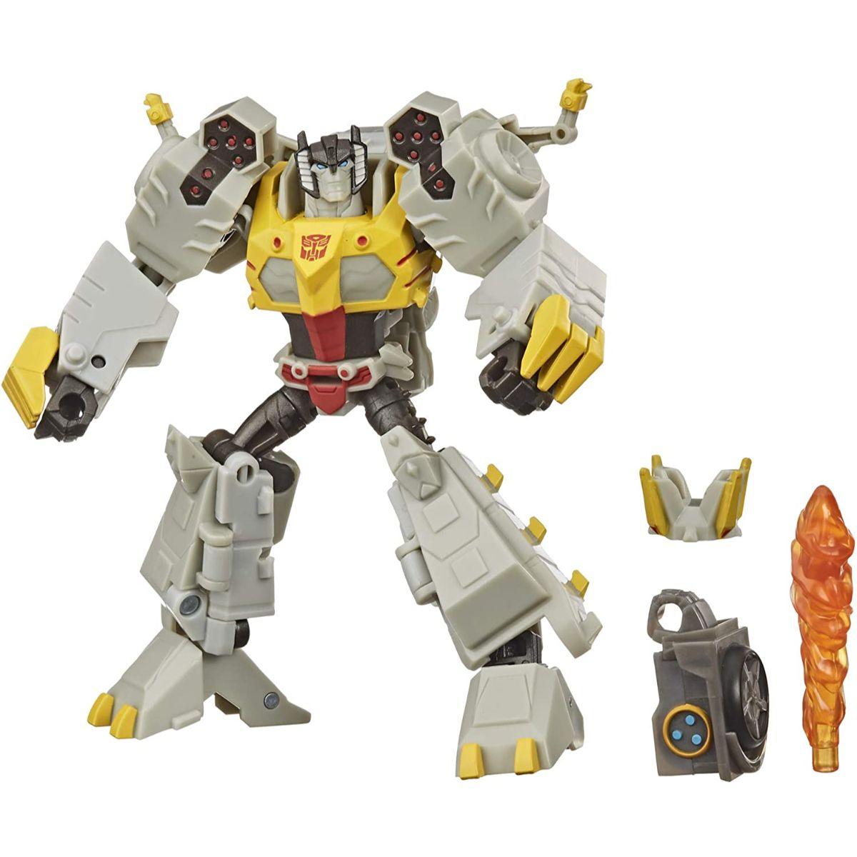 Figurina Transformers Cyberverse Deluxe, Grimlock, E71005
