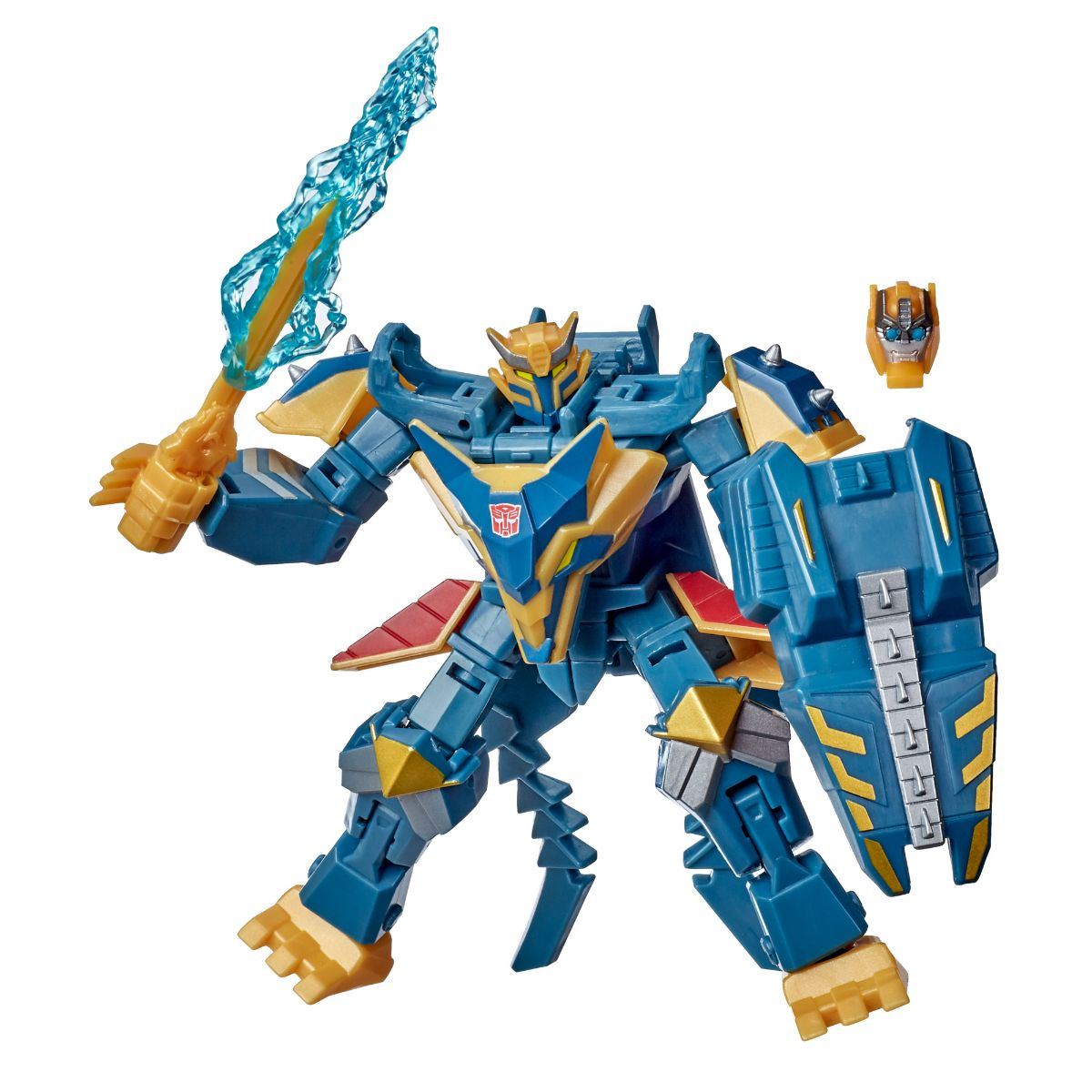 Figurina Transformers Cyberverse Deluxe, Thunderhowl, E71035