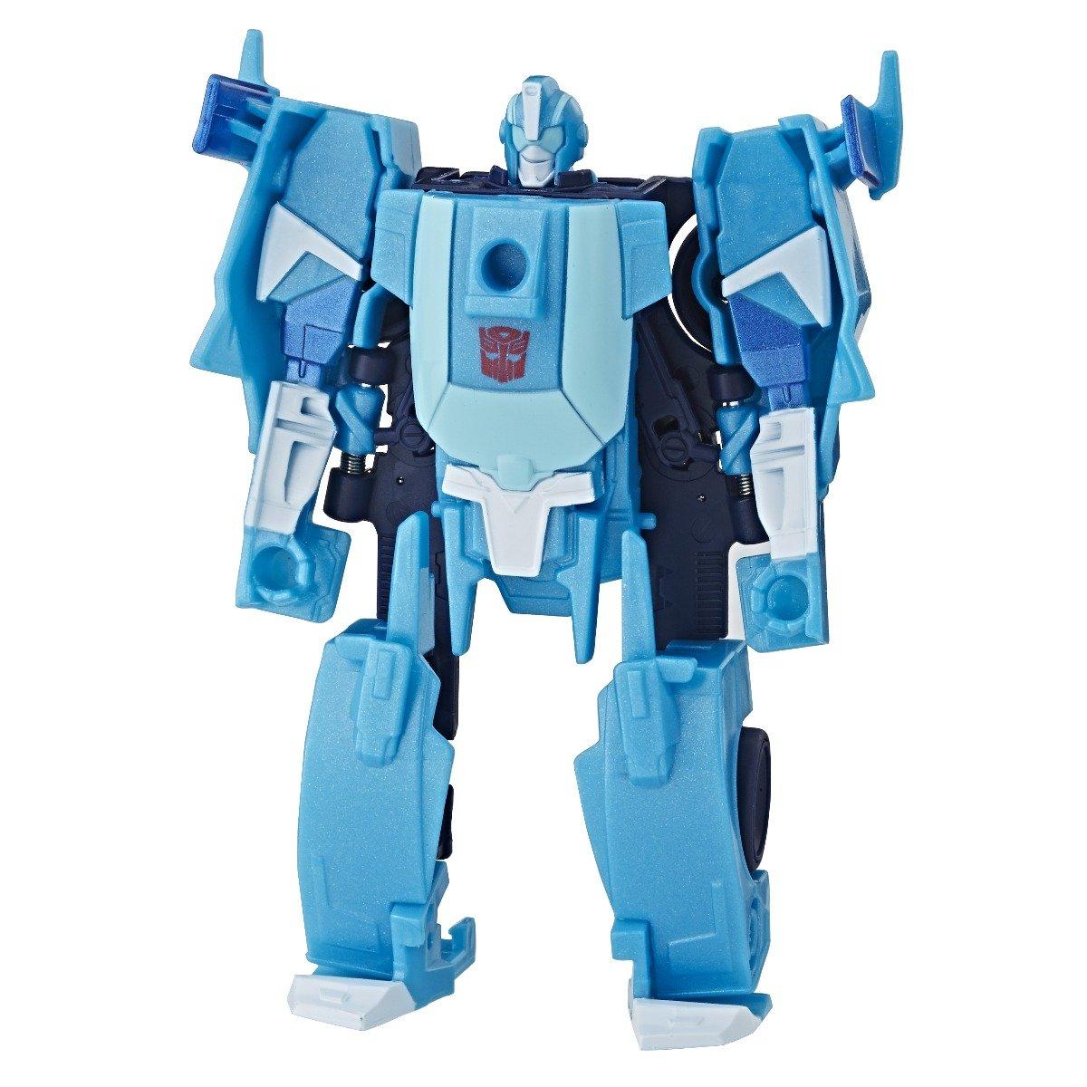 Figurina Transformers Cyberverse Step Charger Blurr
