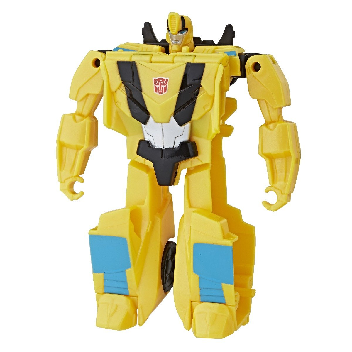 Figurina Transformers Cyberverse Step Charger Bumblebee