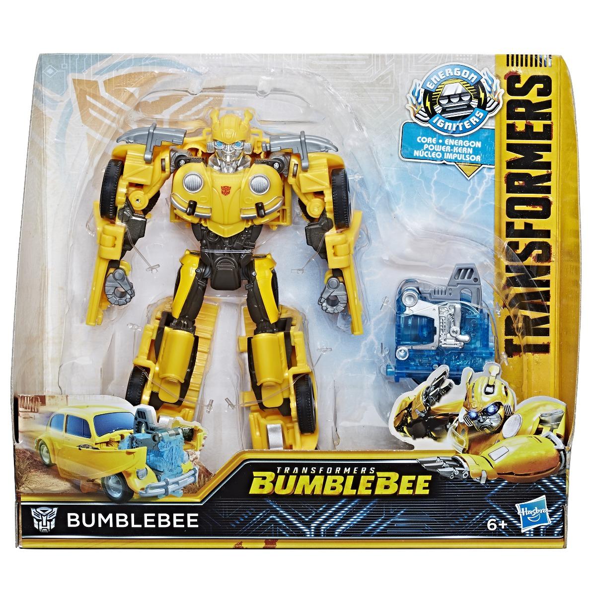Figurina Transformers Energon Igniters Nitro Bumblebee Beetle
