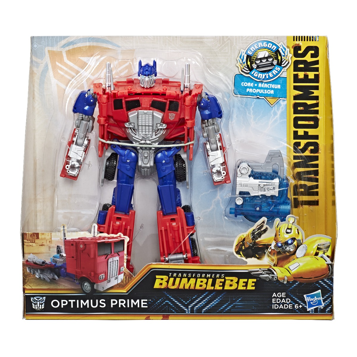 Figurina Transformers Energon Igniters Nitro Optimus Prime