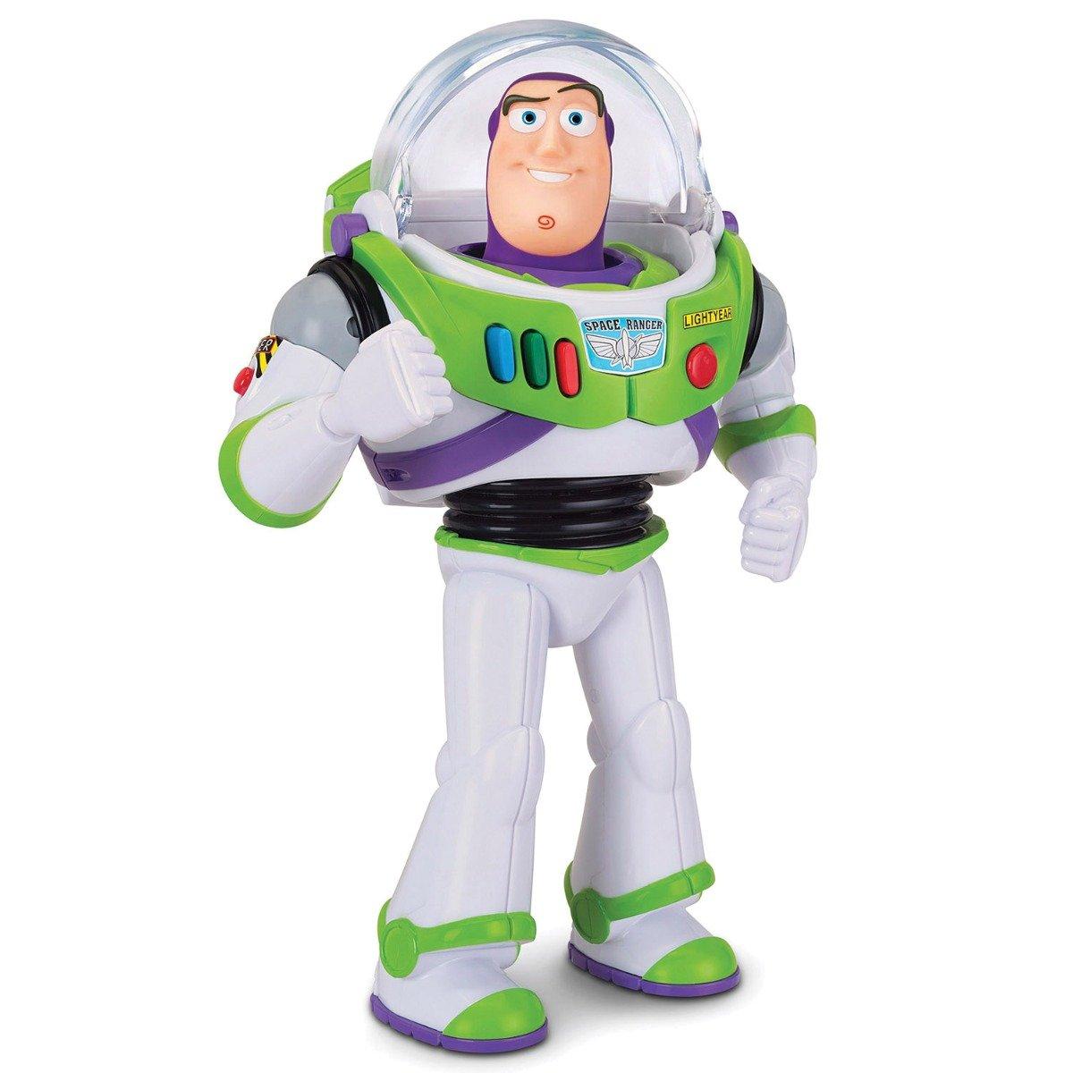 Figurina vorbitoare Toy Story 4, Buzz Lightyear