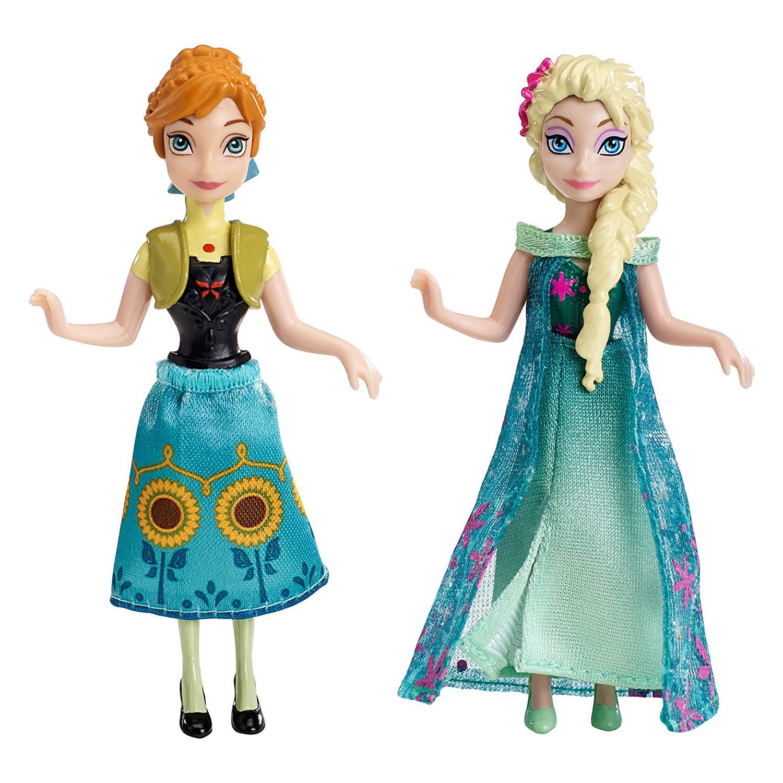 figurine disney frozen - setul aniversar al annei