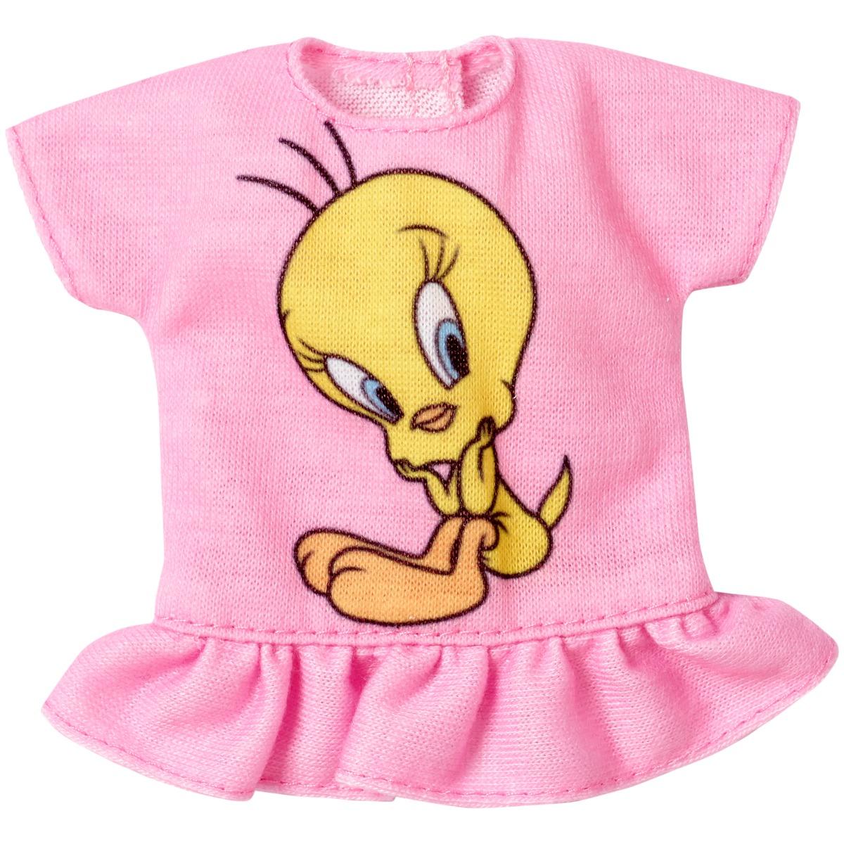 Bluza pentru papusa Barbie Tweety FXJ79