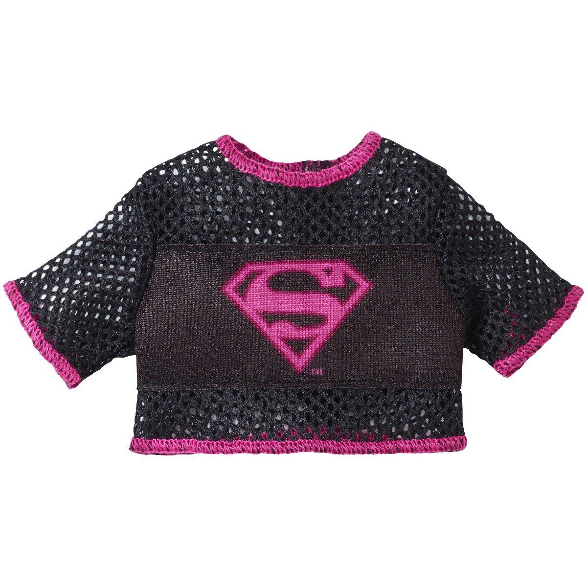 Bluza pentru papusa Barbie Supergirl FXJ84
