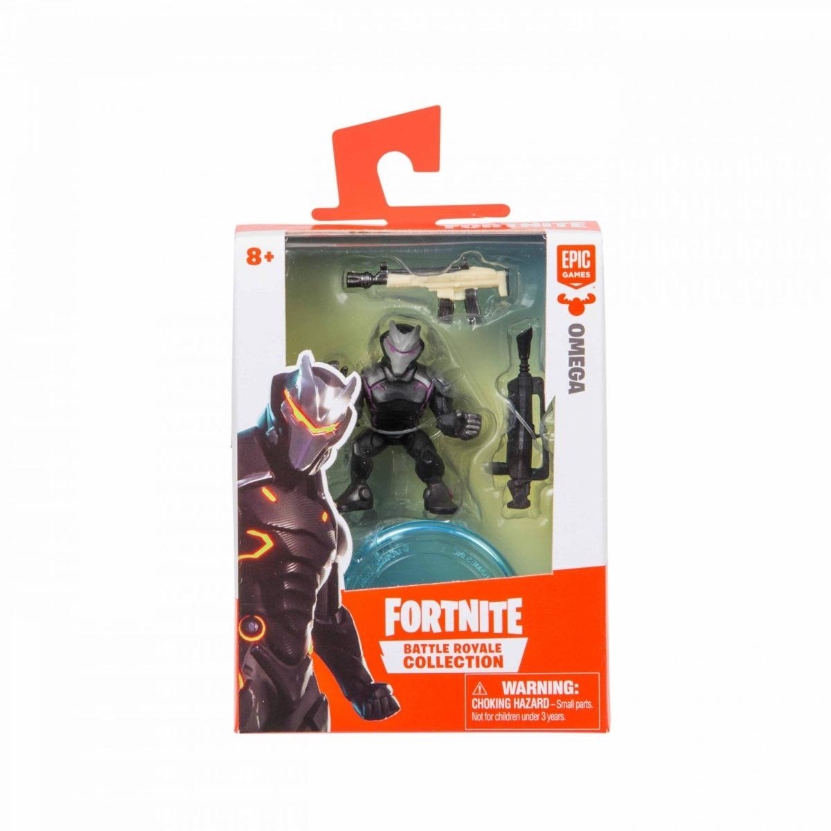 Figurina articulata Fortnite, Omega, W1
