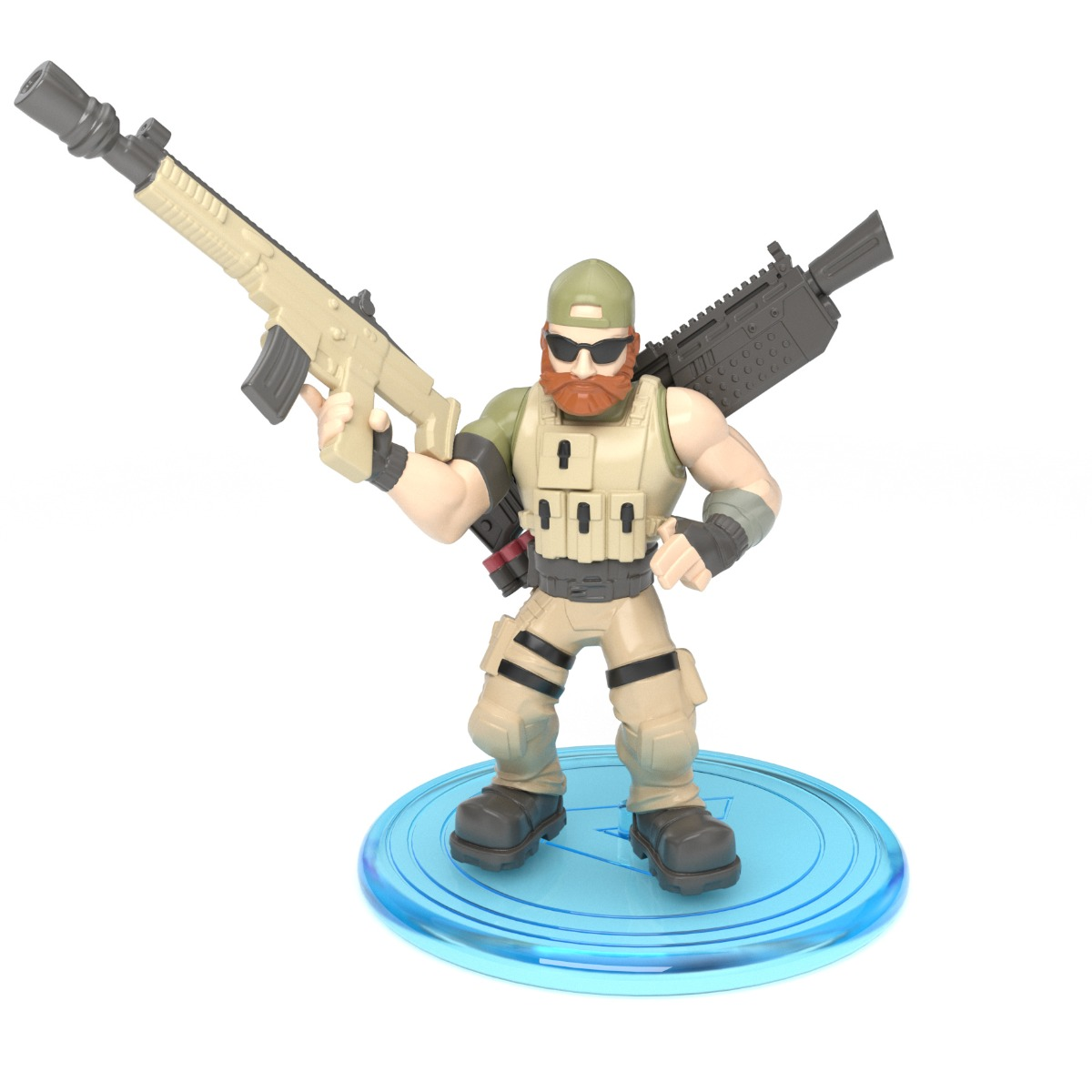Figurina Fortnite S2 - Sledge Hammer