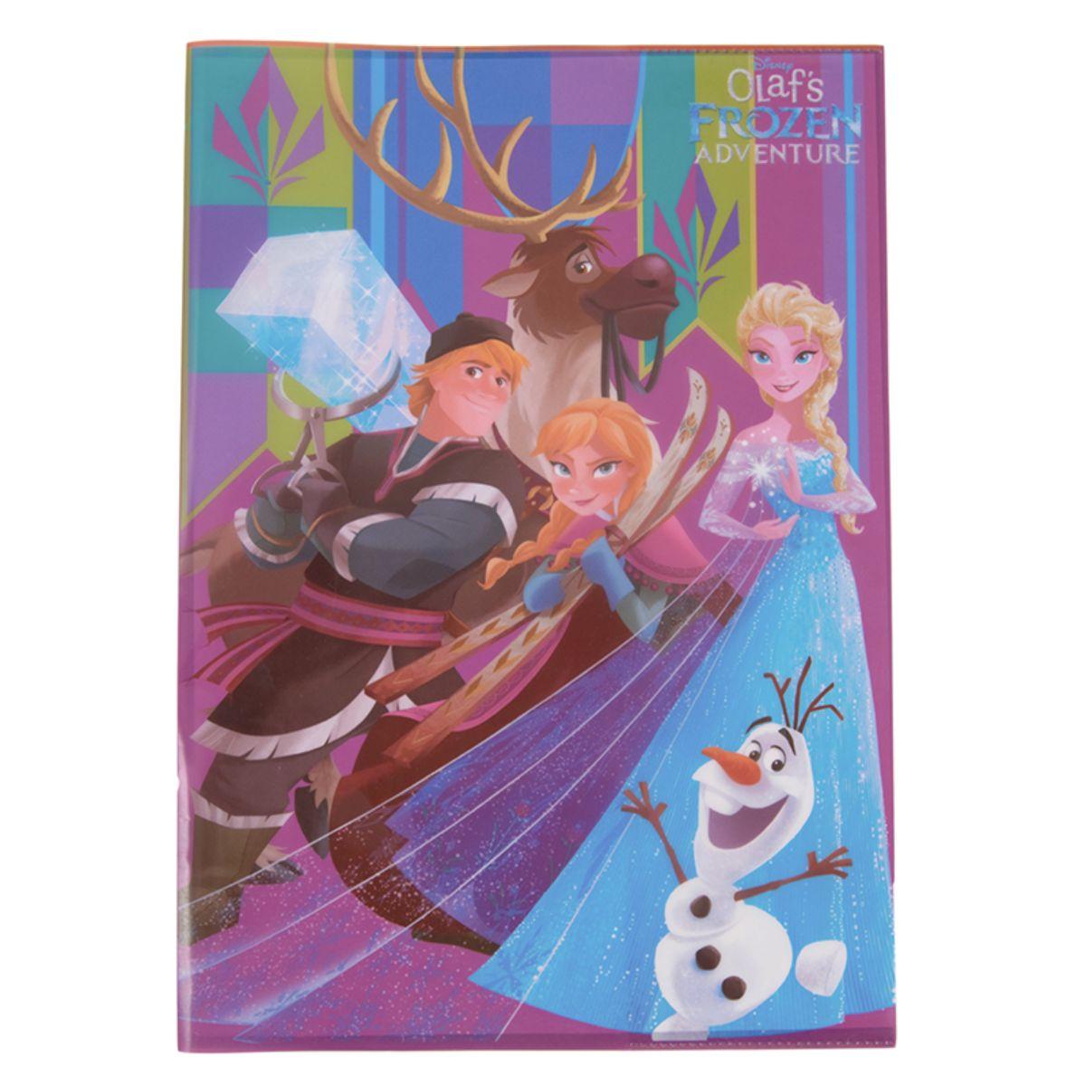 Coperta caiet A4 Frozen