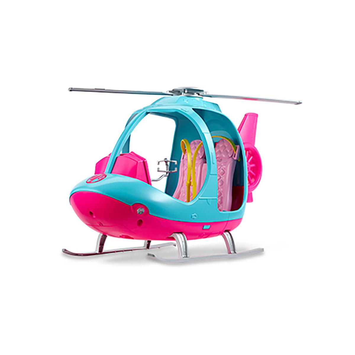 Elicopter pentru papusi Barbie Travel