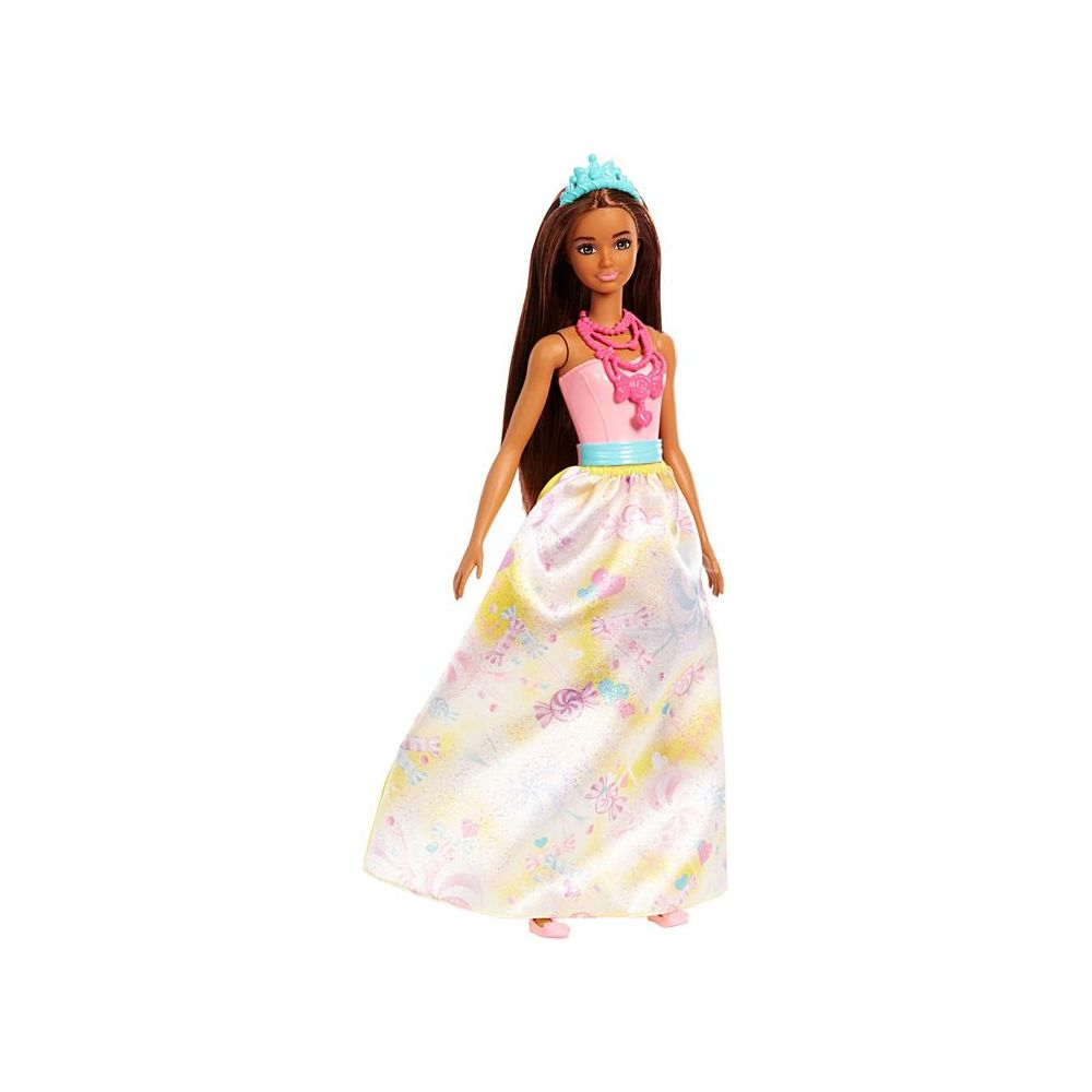 Papusa Barbie Dreamtopia Printesa (FJC96)