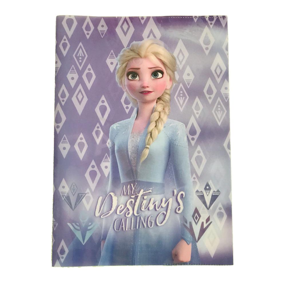Coperta Caiet A4, Frozen
