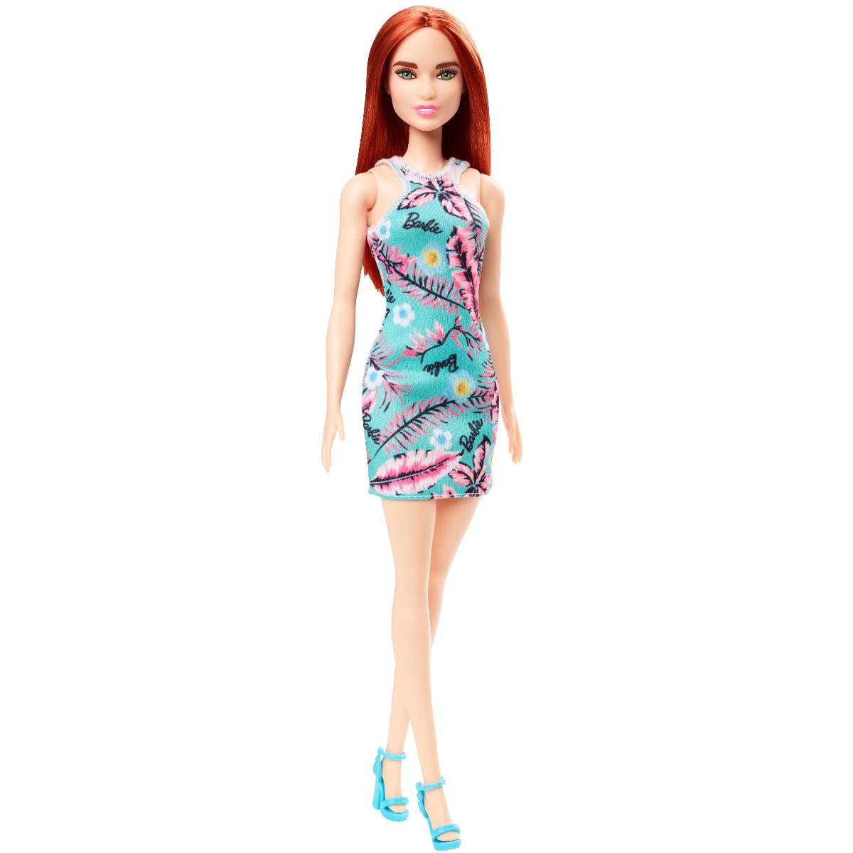 Papusa Barbie Clasic cu accesorii GHT27